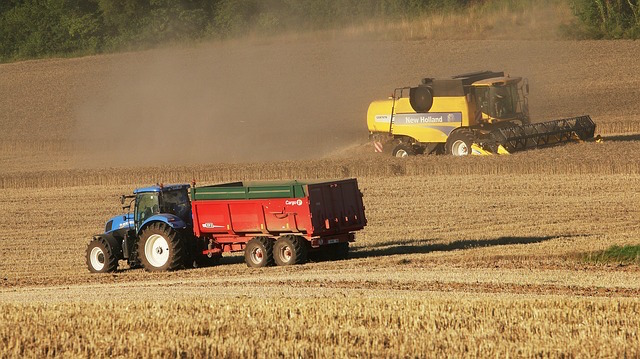 Mineralstoffe aus moderner Landwirtschaft