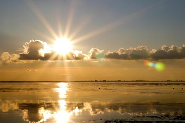 Sonne - unser Vitamin-D-Spender