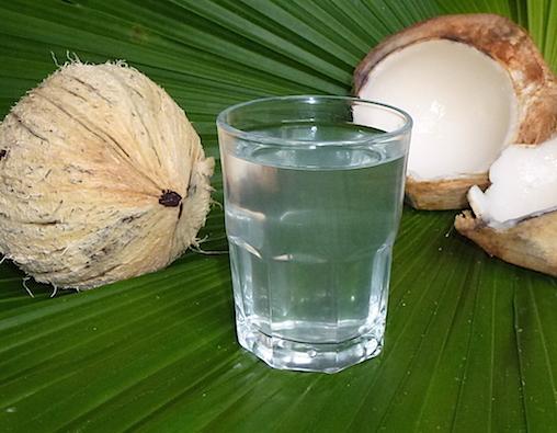 Kokoswasser ionisch kolloidal